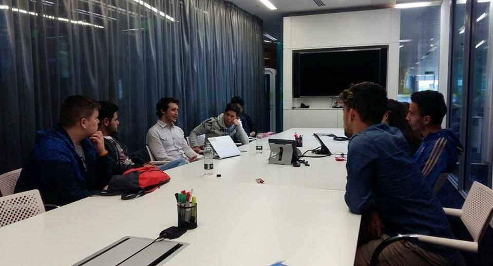 studenti ICT presso Google