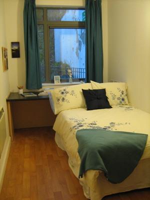 Arcadia Hall dble room